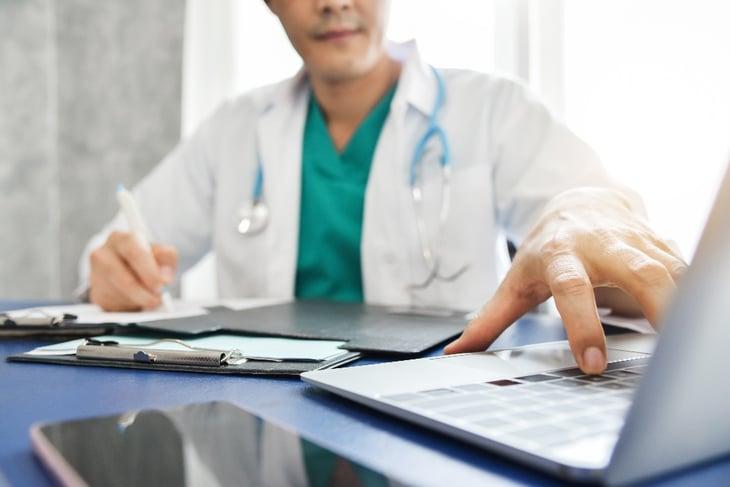 Transformación digital sector salud