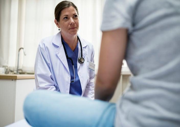 lenguaje de cambio medico paciente