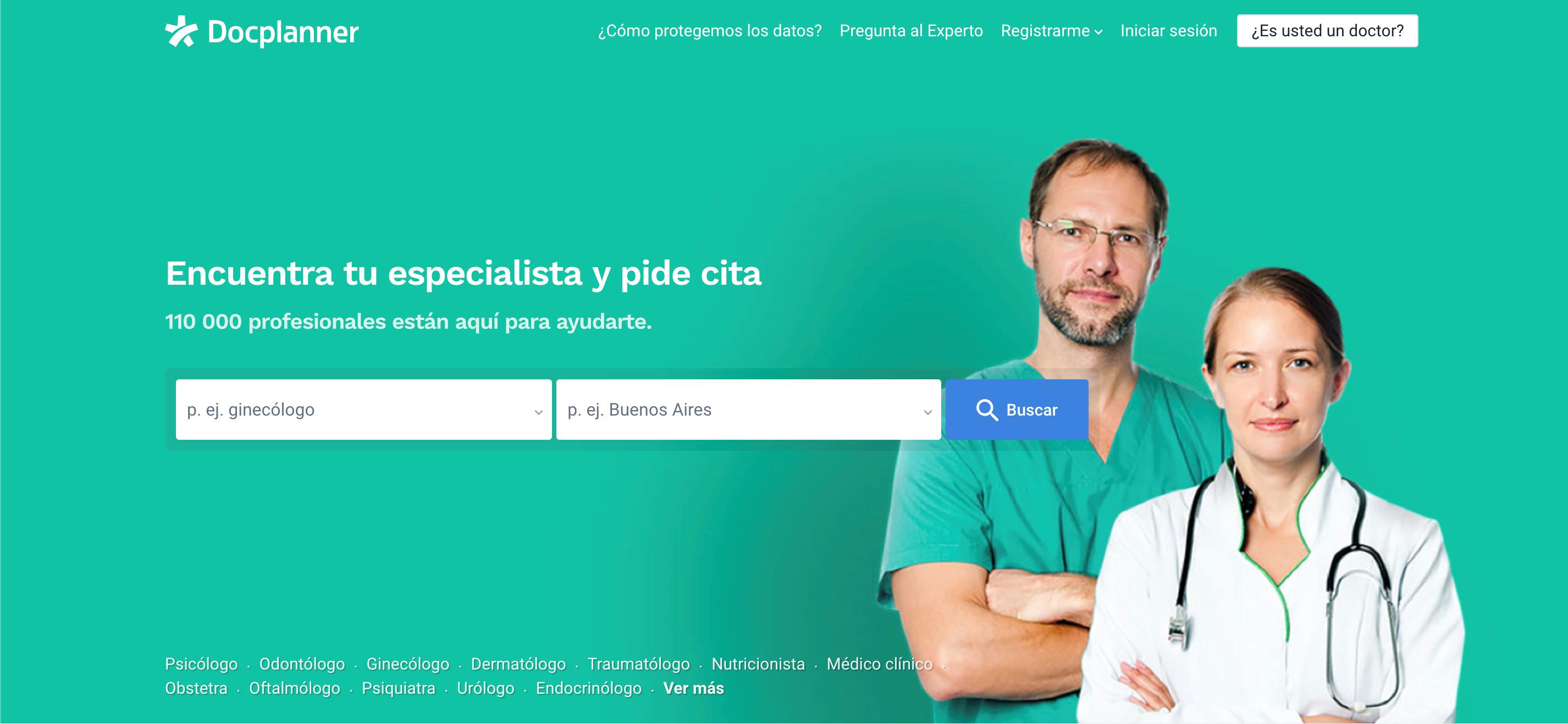 ¡Le presentamos la nueva imagen de Doctoralia Argentina!